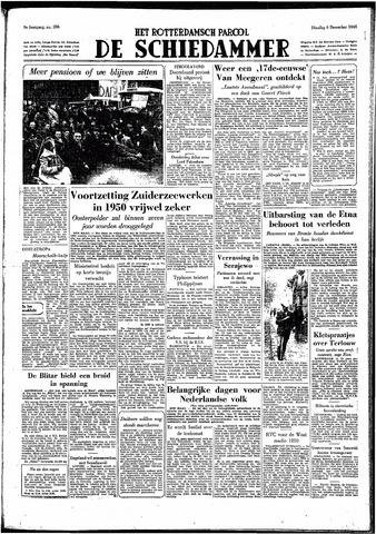 Rotterdamsch Parool / De Schiedammer 1949-12-06