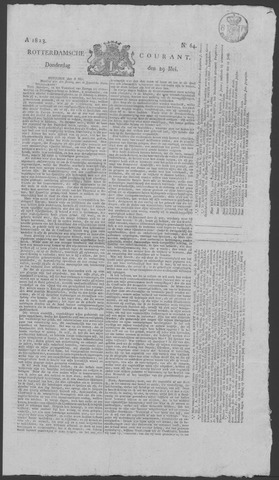 Rotterdamse Courant 1823-05-29
