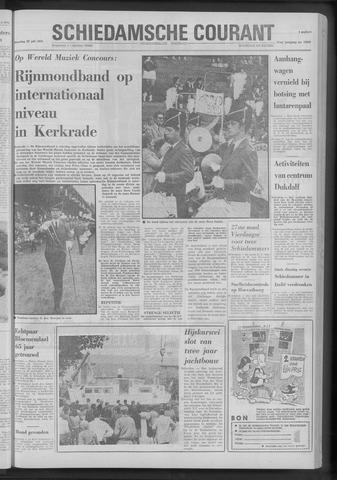Rotterdamsch Nieuwsblad / Schiedamsche Courant / Rotterdams Dagblad / Waterweg / Algemeen Dagblad 1970-07-20