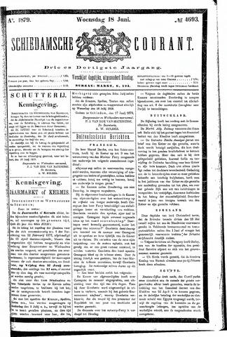 Schiedamsche Courant 1879-06-18