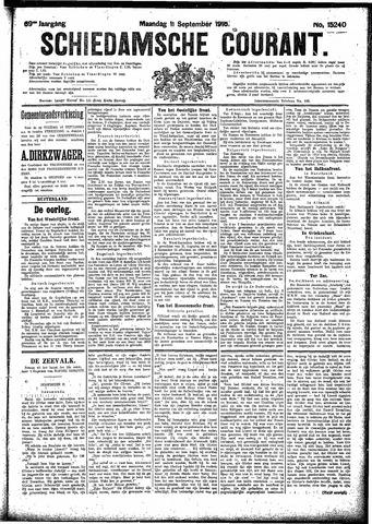 Schiedamsche Courant 1916-09-11