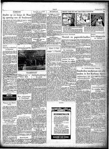 Trouw / De Rotterdammer 1954-06-08
