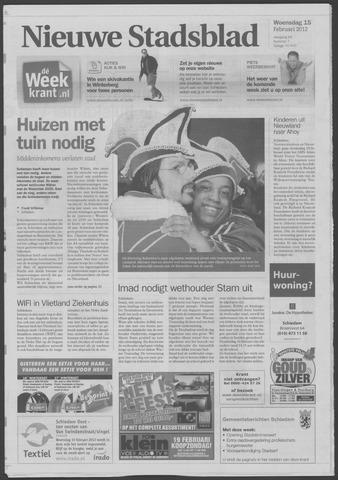 Het Nieuwe Stadsblad 2012-02-15