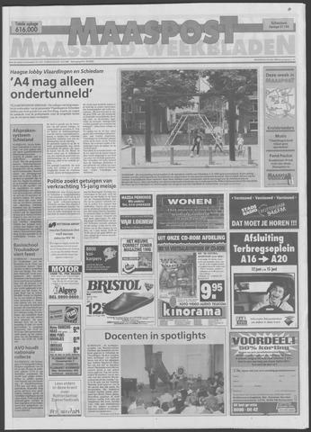 Maaspost / Maasstad / Maasstad Pers 1998-06-10