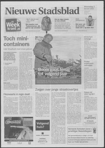 Het Nieuwe Stadsblad 2013