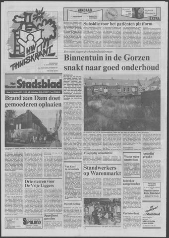Het Nieuwe Stadsblad 1991-08-21