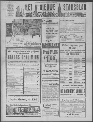Het Nieuwe Stadsblad 1954-01-15