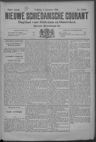 Nieuwe Schiedamsche Courant 1901-01-04