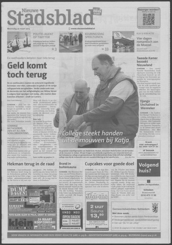 Het Nieuwe Stadsblad 2013-03-20