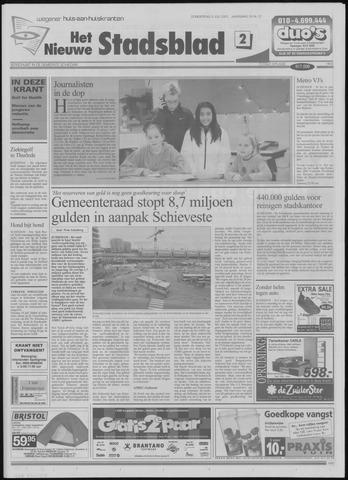 Het Nieuwe Stadsblad 2001-07-05