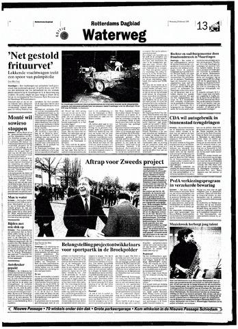 Rotterdamsch Nieuwsblad / Schiedamsche Courant / Rotterdams Dagblad / Waterweg / Algemeen Dagblad 1998-02-25