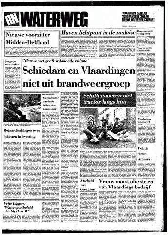 Rotterdamsch Nieuwsblad / Schiedamsche Courant / Rotterdams Dagblad / Waterweg / Algemeen Dagblad 1985-04-05