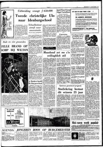 Trouw / De Rotterdammer 1967-09-27