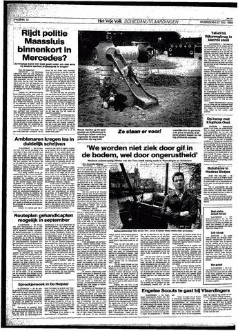 Het Vrije volk 1988-07-27
