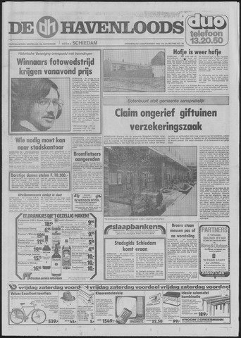De Havenloods 1982-09-23