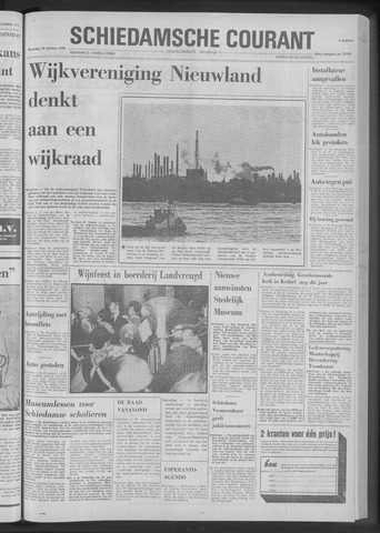 Rotterdamsch Nieuwsblad / Schiedamsche Courant / Rotterdams Dagblad / Waterweg / Algemeen Dagblad 1970-10-26