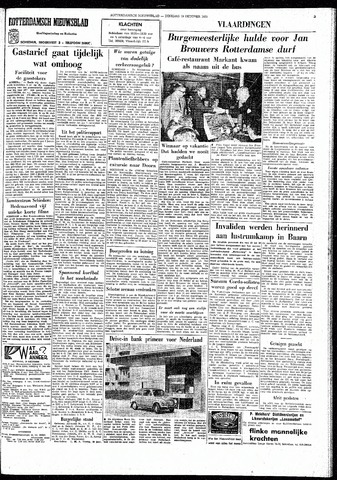 Rotterdamsch Nieuwsblad / Schiedamsche Courant / Rotterdams Dagblad / Waterweg / Algemeen Dagblad 1965-10-19