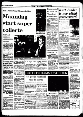 Rotterdamsch Parool / De Schiedammer 1966-10-19