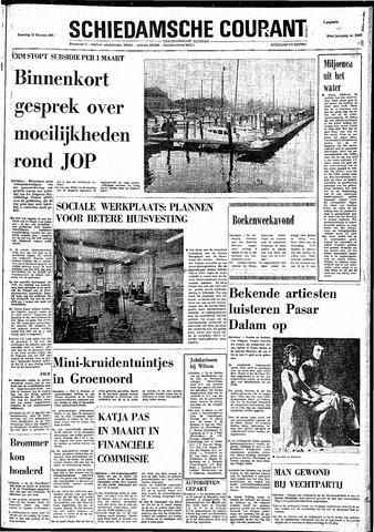 Rotterdamsch Nieuwsblad / Schiedamsche Courant / Rotterdams Dagblad / Waterweg / Algemeen Dagblad 1974-02-23