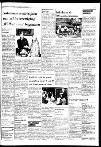 Rotterdamsch Nieuwsblad / Schiedamsche Courant / Rotterdams Dagblad / Waterweg / Algemeen Dagblad 1968-09-23