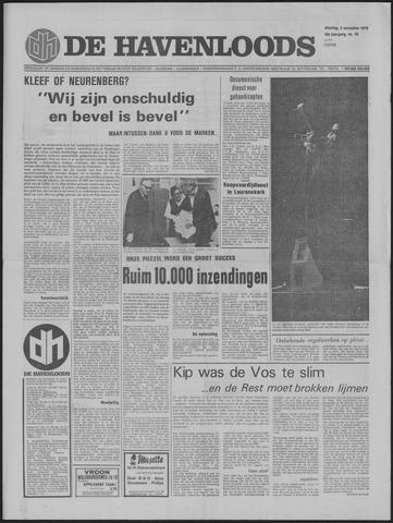 De Havenloods 1970-11-03