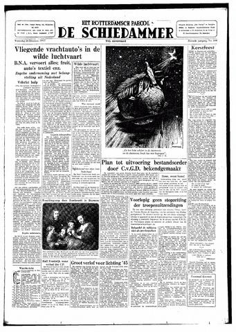 Rotterdamsch Parool / De Schiedammer 1947-12-24