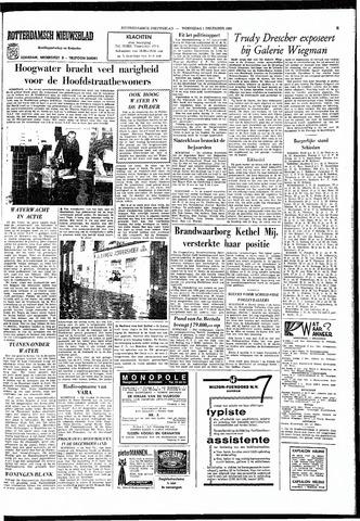 Rotterdamsch Nieuwsblad / Schiedamsche Courant / Rotterdams Dagblad / Waterweg / Algemeen Dagblad 1965-12-01