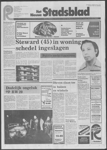 Het Nieuwe Stadsblad 1982-02-03