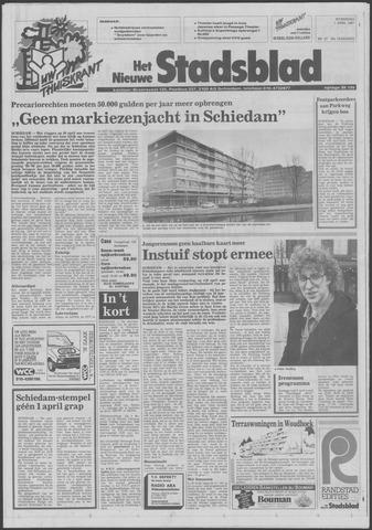 Het Nieuwe Stadsblad 1987-04-01