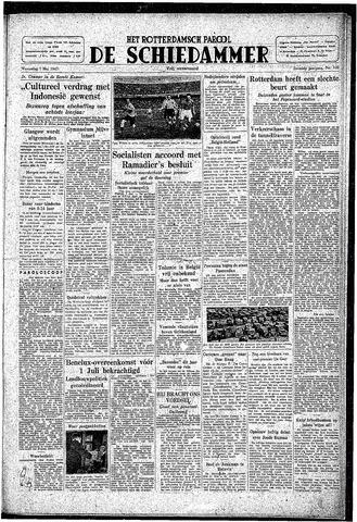 Rotterdamsch Parool / De Schiedammer 1947-05-07