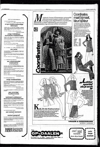 Trouw / De Rotterdammer 1971-03-05