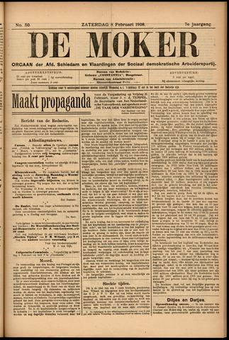 De Moker 1908-02-08