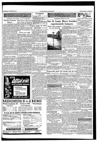 Rotterdamsch Nieuwsblad / Schiedamsche Courant / Rotterdams Dagblad / Waterweg / Algemeen Dagblad 1953-12-02