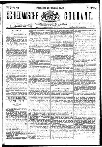 Schiedamsche Courant 1898-02-02