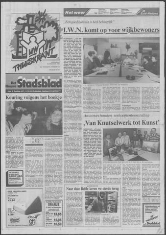 Het Nieuwe Stadsblad 1988-02-24