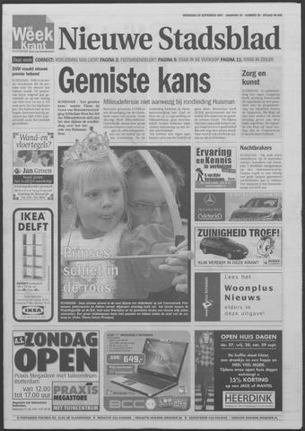 Het Nieuwe Stadsblad 2007-09-26