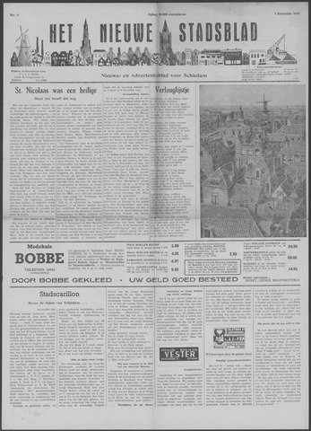 Het Nieuwe Stadsblad 1949-12-01