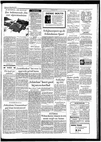 Rotterdamsch Parool / De Schiedammer 1957-12-24
