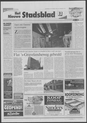 Het Nieuwe Stadsblad 1998-10-29