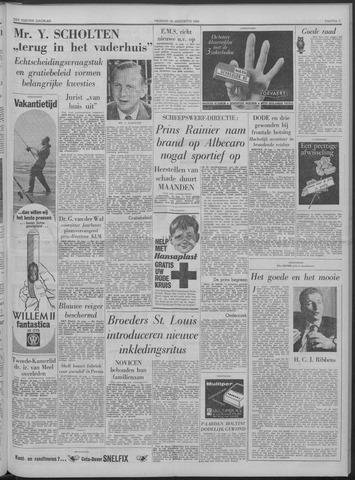 Nieuwe Schiedamsche Courant 16 Augustus 1963 Pagina 5