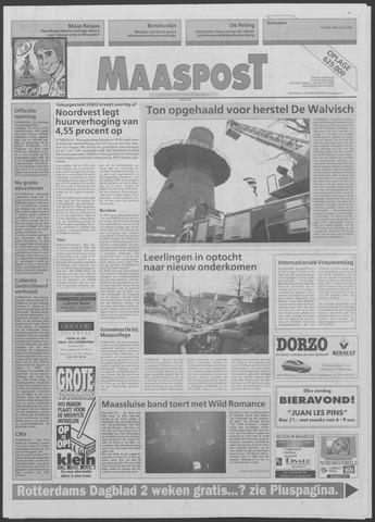 Maaspost / Maasstad / Maasstad Pers 1996-02-28