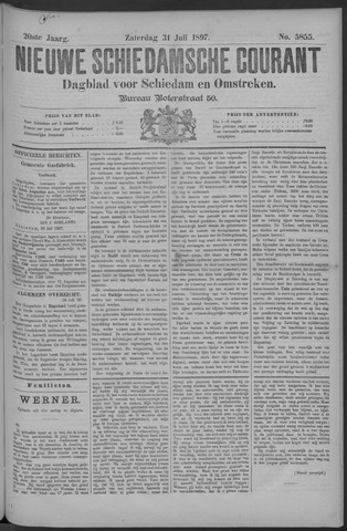 Nieuwe Schiedamsche Courant 1897-07-31