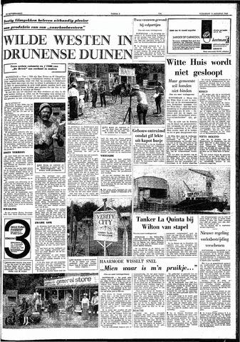 Trouw / De Rotterdammer 1969-08-13