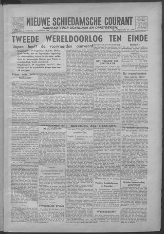 Nieuwe Schiedamsche Courant 1945-08-14