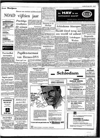 Rotterdamsch Parool / De Schiedammer 1964-03-28