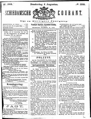 Schiedamsche Courant 1881-08-04