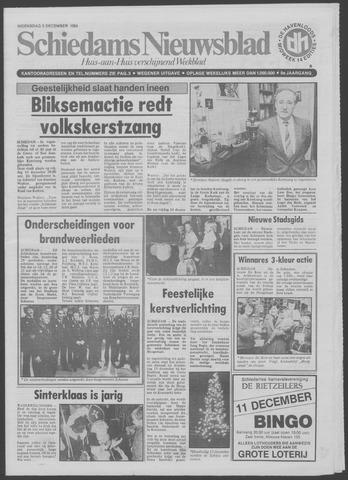 Schiedams Nieuwsblad 1984-12-05