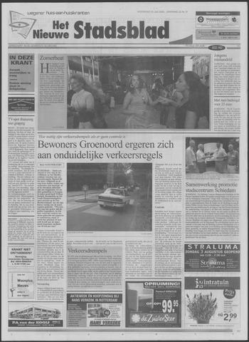 Het Nieuwe Stadsblad 2003-07-30