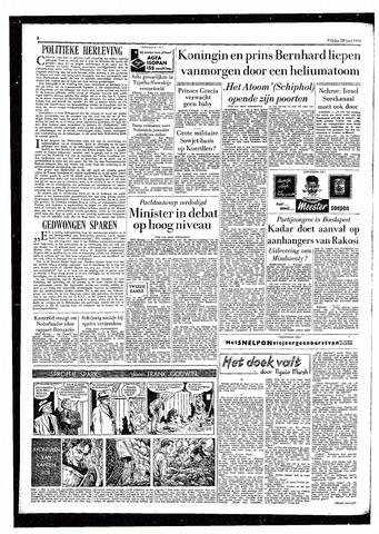 Rotterdamsch Parool / De Schiedammer 1957-06-28