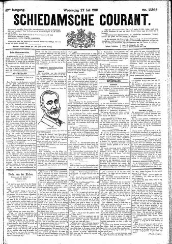 Schiedamsche Courant 1910-07-27
